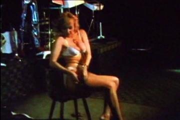 Hot Strip in Alpine Club