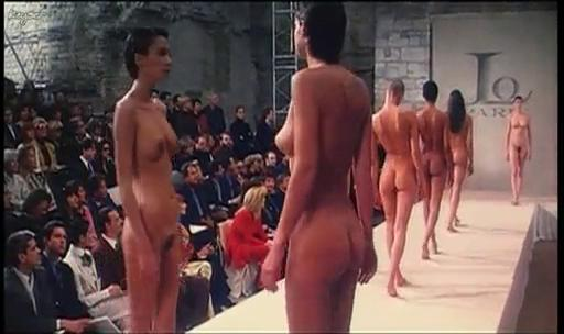 Naked Catwalk
